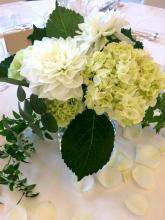結婚式卓上