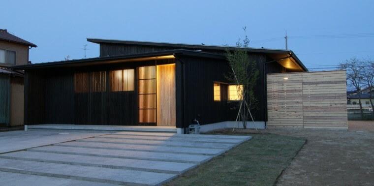 自然素材・無垢の家 快適な家を追及する 片村建築