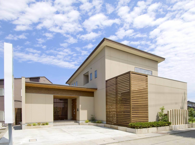 「一客一邸」の家づくり 東山住宅株式会社
