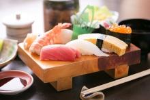 上寿司ランチ