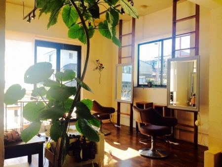 江南市美容院 ダブルヘア写真