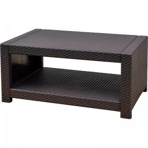 ラタン調テーブル セレーノ HRS-CTDB