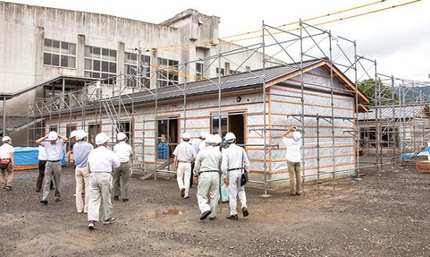 熊本震災 リポート