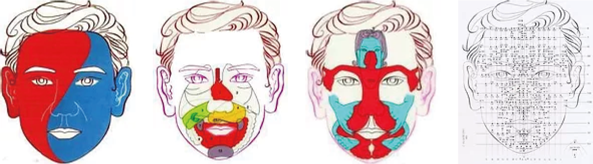 ディエンチャン顔反射療法