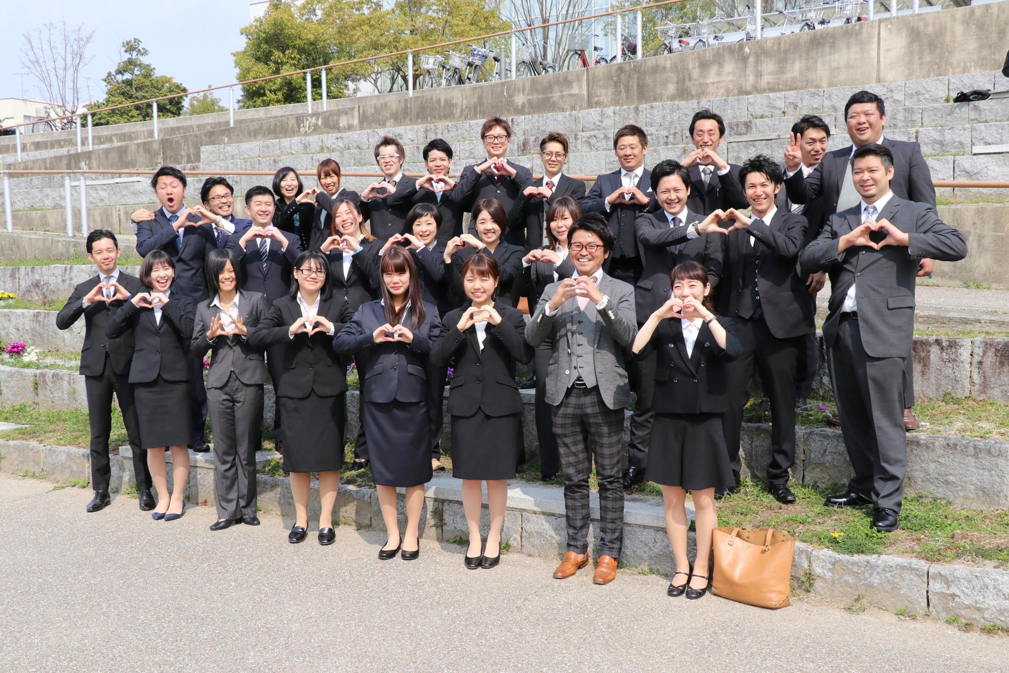 平成29年度エイムグループ入社式