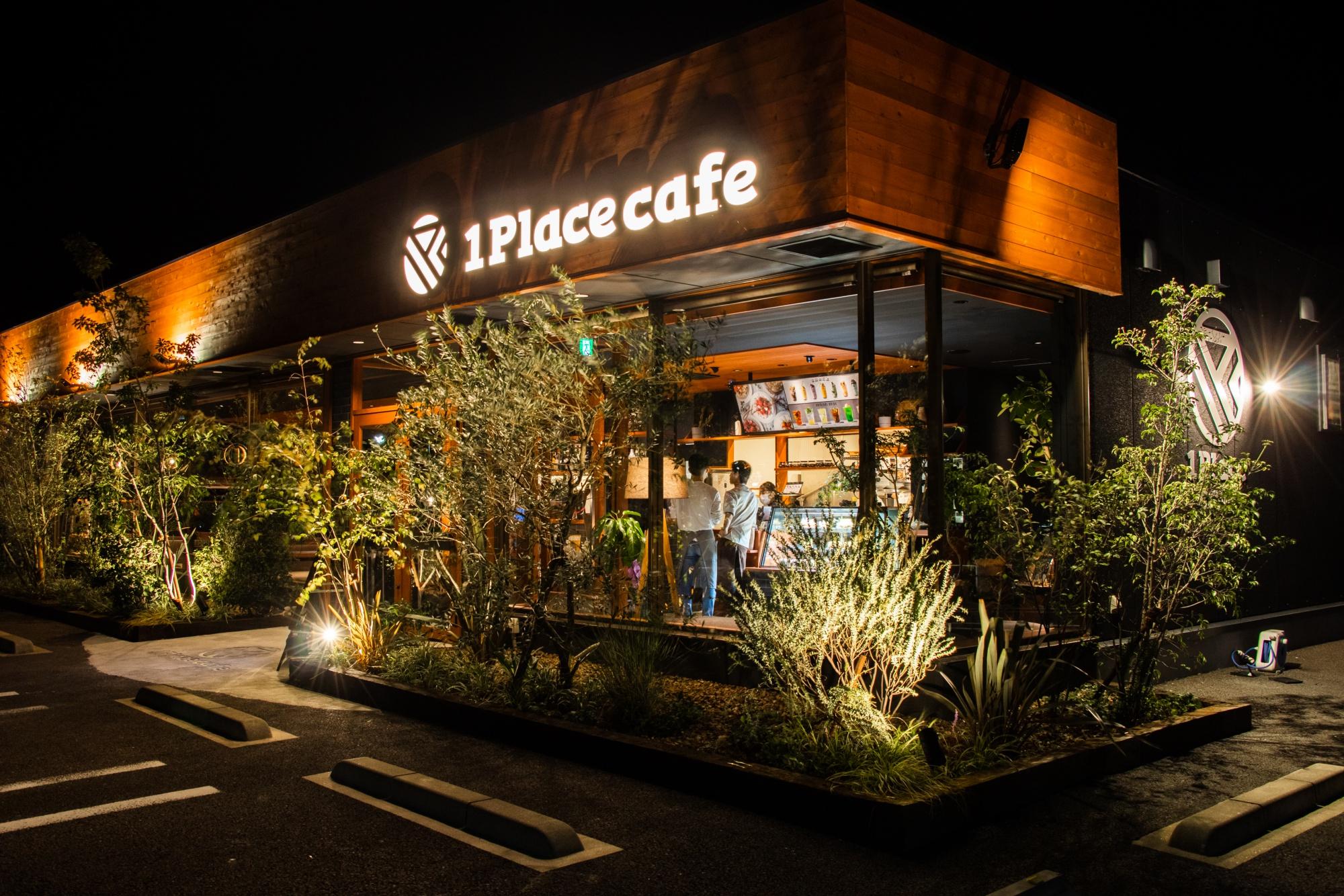 カフェプロデュース『1Place cafe』GRAND OPEN☆