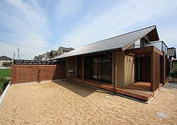 桜海道の家