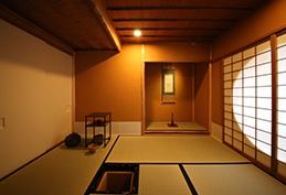 元町の茶室